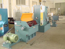 medium copper drawing machine and annealer