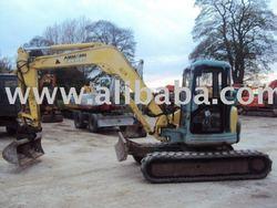 Yanmar VIO70 - Excavator