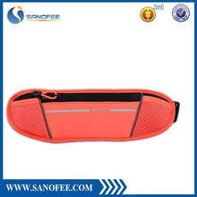 Male and female models Running Fitness belt pocket personal mini waterproof mobile phone Bag Outdoor