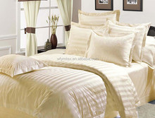 hand stitch bed cover material leather embroidered bed cover