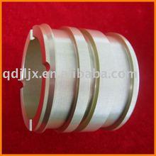 Aluminum NC lather Mechanical Maching Parts