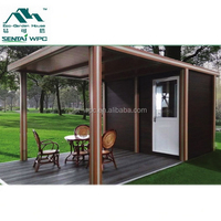Weather proof one bedroom cheap prefabricated modular homes for sale