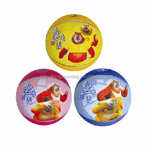 Bonnie Bear Small Plastic Basketball for Children