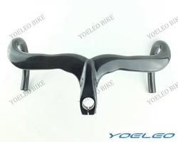 2014 china bike components integrated carbon handlebars road bike