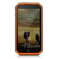HG 5inch outdoor yellow cheap waterproof shockproof unlocked smart watch mobile phone
