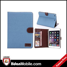 best product case for ipad waterproof, stand leather case for ipad mini 3 with cowboy style