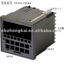 ( 9665 ) panel de Control de caja