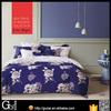 100% Cotton floral design modern bedding set/bed sheet sets /duvet cover