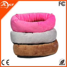 Promotional dog bed,small dog bed,pink color pet dog bed for sale