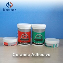 two component Easy cleaning ceramic adhesive for Kitchen & Bath