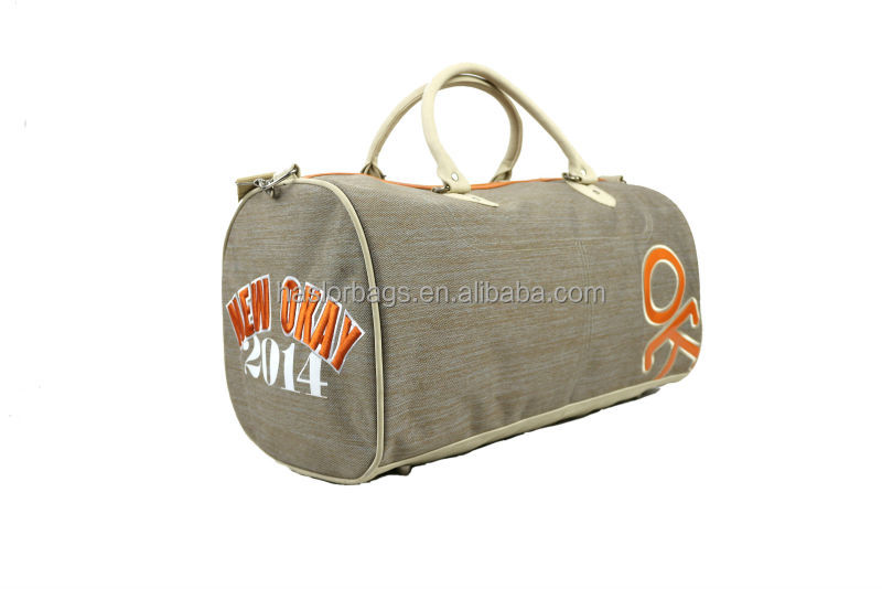 New Style Fashionable Leisure and Durable Duffle bag,Gym bag for Factory Direct Sale