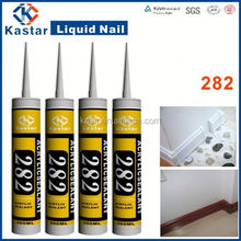 100% water based,flexible,wallpaper adhesive manufacturers,factory price
