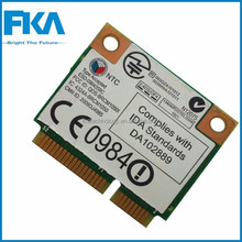 Broadcom BCM4313 Mini PCIe 802.11n Bluetooth BCM94313HMGB Wifi Half Network Adapter 2.4 GHz 802.11b/g/n
