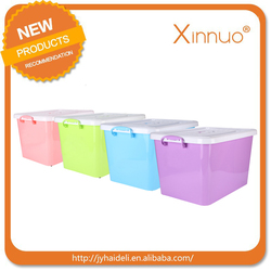 storage box colored wholesale plastic storage container