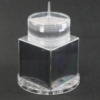 telecom tower LED solar obstruction light