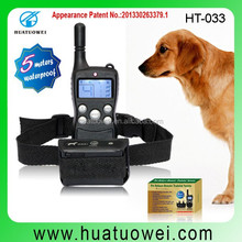1000m remote dog training shock collar pet products with multi-dog training system