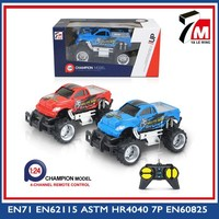 Mini jeep toys 4 Channel Plastic RC Jeep Toys