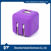 New product 2015 4 ports usb wall charger 5V