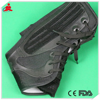 Compression dual support ankle Support foot Sleeves , Ankle Brace Compression Foot Sleeve