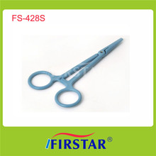 2015 medical competitive price stainless dental tweezers made in china with CE certificate