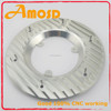 CNC machining aluminum wheel spacers