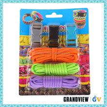wholesale survival 550 paracord bracelet accessories