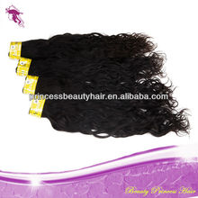 factory 7A grade top quality 100% virgin Peruvian human virgin hair extension jerry curl water wave
