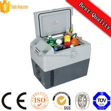 30L outdoor freezer, refrigerator with solar energy, mini car battery freezer