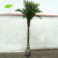GNW APM011 Tall Artificial Bottle Palm Trees 10ft high for outdoor garden decoration
