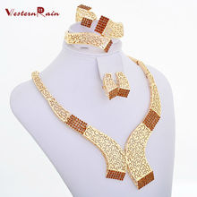 2014 newest golden jewellery Dubai gold jewellery set Turkish Egyptian Algeria Indian Moroccan Saudi gold jewelry