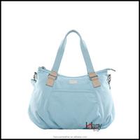 Casual lady bag small canvas zipper bag