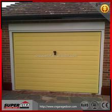 China light weight garage door,automatic control garage door