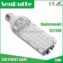 28w 30w street led light corn light in lighting price list e40 e27