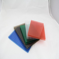 greenhouse awning 5mm 6mm thickness polycarbonate sheet building construction materials plastic