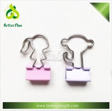 Cheap Smart Cute Shape Custom Made Paper Clips for Promotion