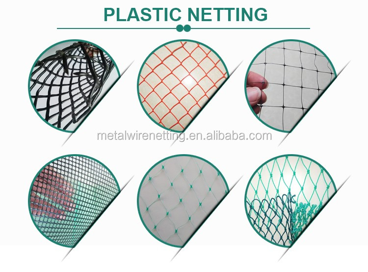 Different Types Plastic Poultry Wire Mesh Netting Soft And Hard ...