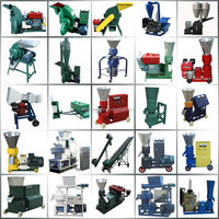 Varying prices Poultry/Livestock feed pellet processing machinery for sale