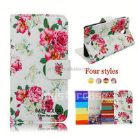Hot sale!!! Mobile phone accessory folio leather cover for Lenovo Vibe Z2