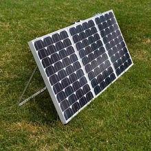 130W 140W 150W Mono Solar Panel with good price