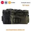 Waterproof heavy duty canvas kit electrician tool bag