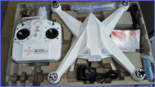 new arrival best selling 2.4g remote control drone kit