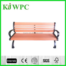 high quality wood plastic composite garden bench wpc bench