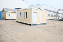 wooden luxury prefabricated low cost office prefab 20ft container design house
