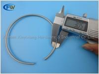 EURO MARKET LED ceiling light ring Stainless Steel C shape Spring Clip