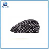 Fashion cotton summer men newsboy caps/hats