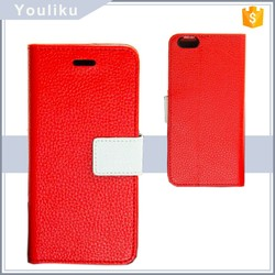 ultra thin case for iphone6 case ,custom mobile phone leather cover for smart phone