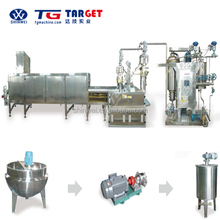 Hot sale Automatic Lollipop candy Producessing Line with industry price