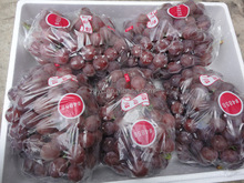 Chinese table grapes
