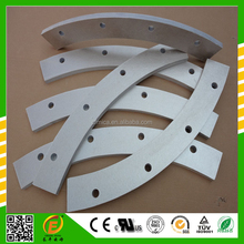 custom shaped mica washers for electric insulation with excellent bending strength