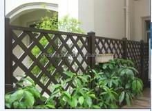 Fashionable/Elegant plastic steel Garden Fence & Guardrail